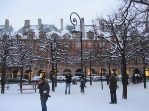 Place des Vosges, Paris 4ème