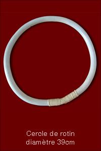 Cercle Rotin 39 cm