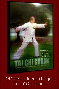 DVD Taï Chi Chuan